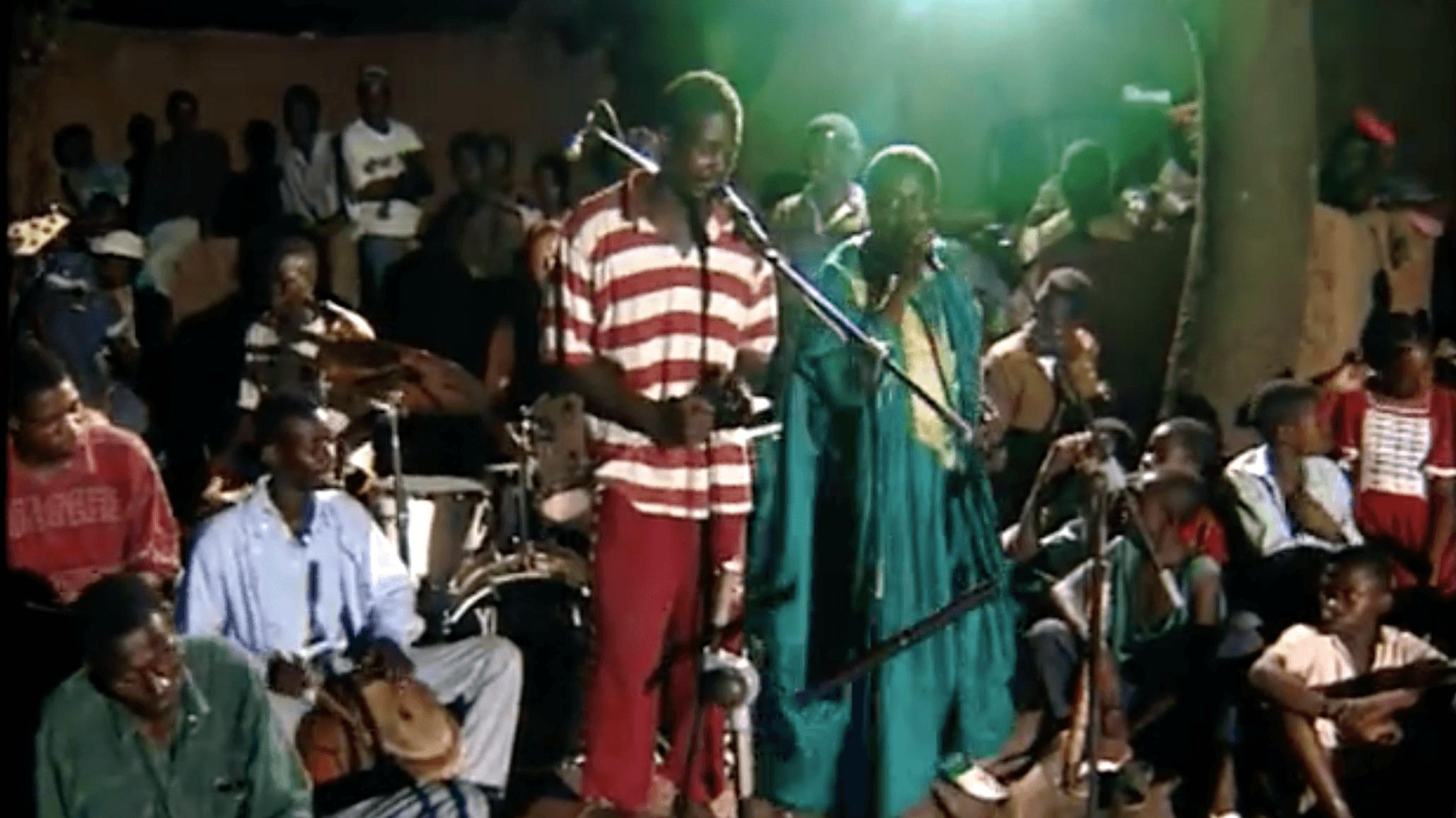 die Nürnberger Band ARGILE in Afrika
