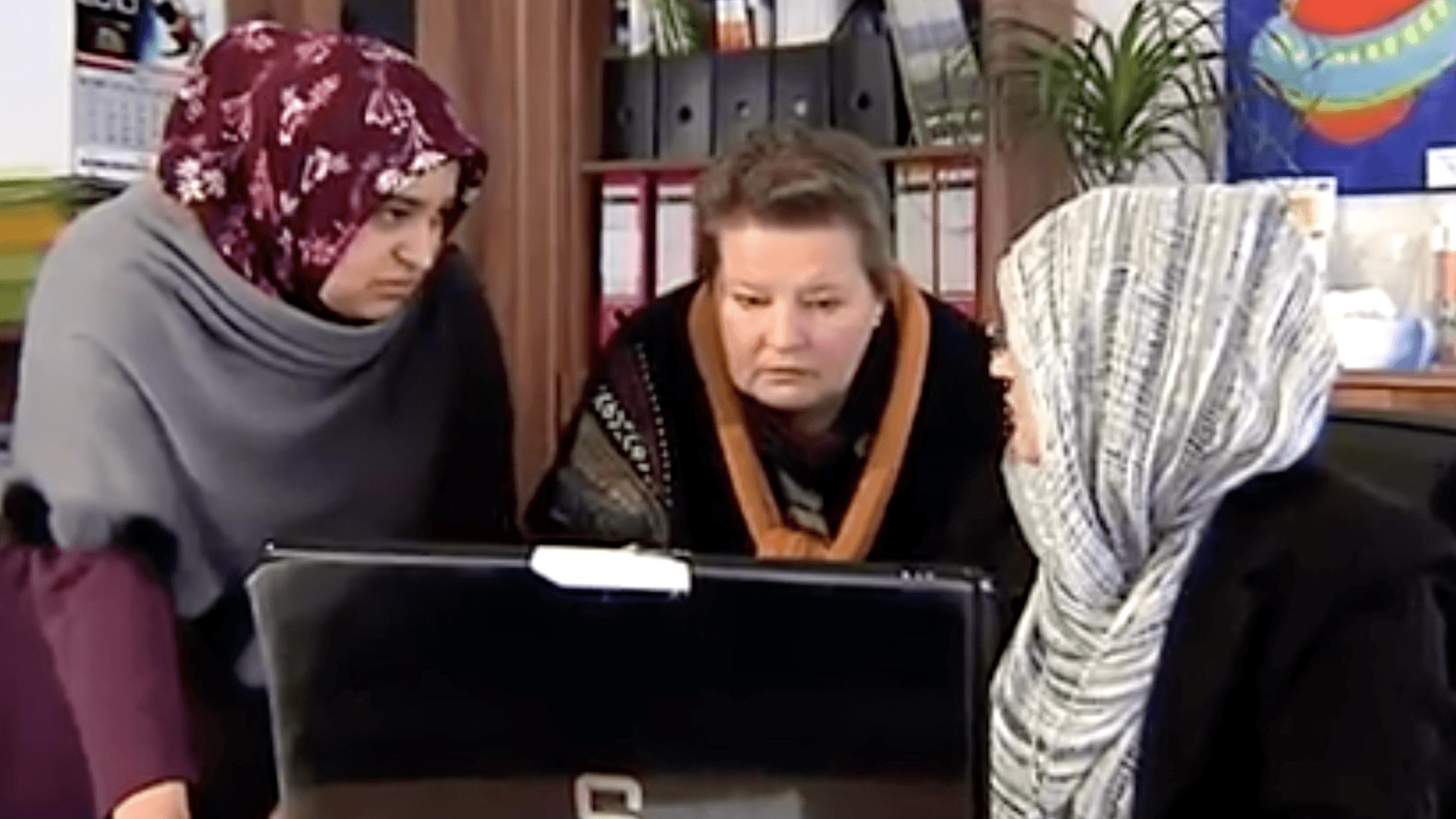 Nürnberger Migranten im Einsatz für die Bildung