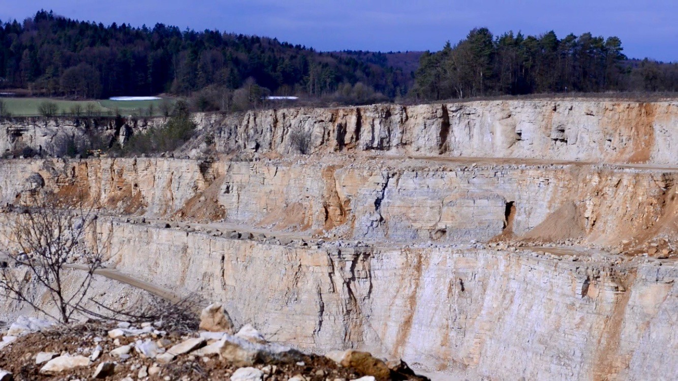 Der Steinbruch Hartmannshof