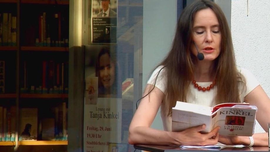 Tanja Kinkel im Porträt