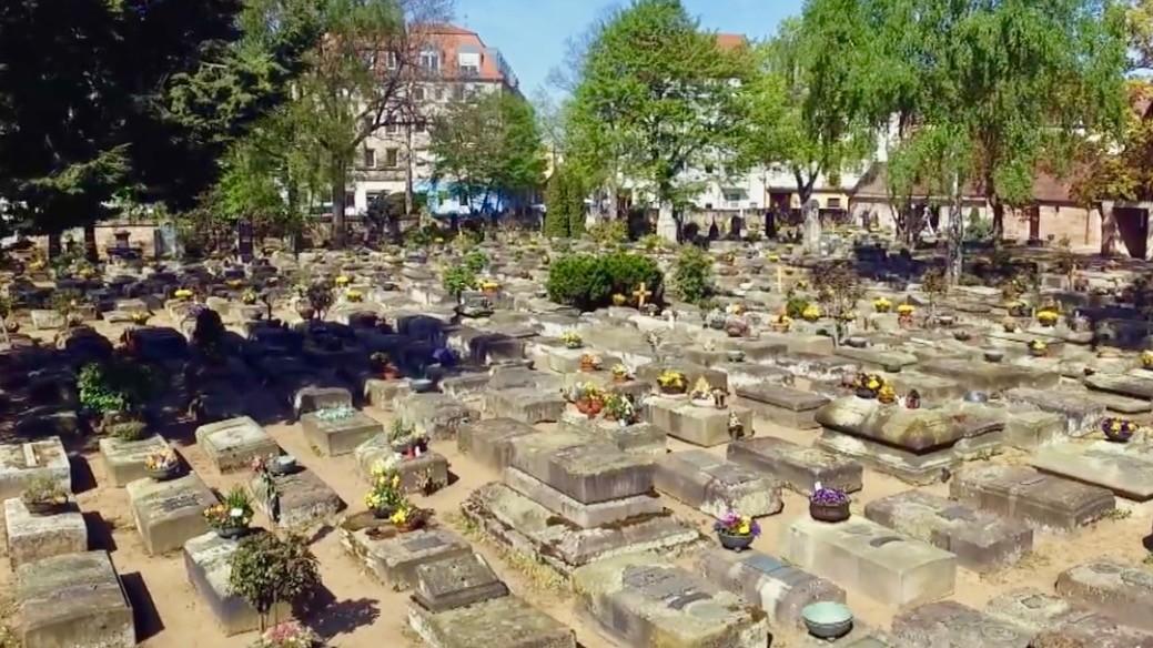 500 Jahre Friedhöfe St. Johannis und St. Rochus