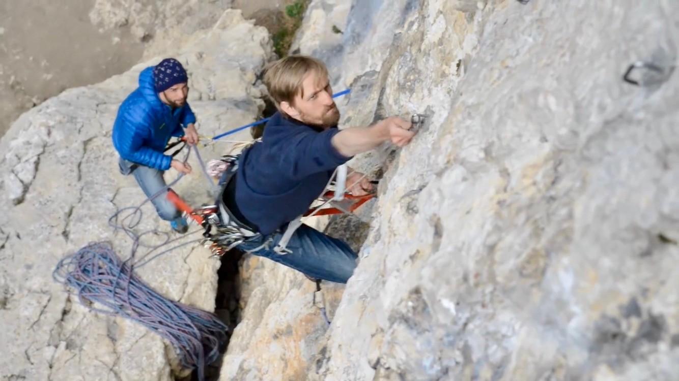 Rotpunkt – Eine fränkische Klettergeschichte