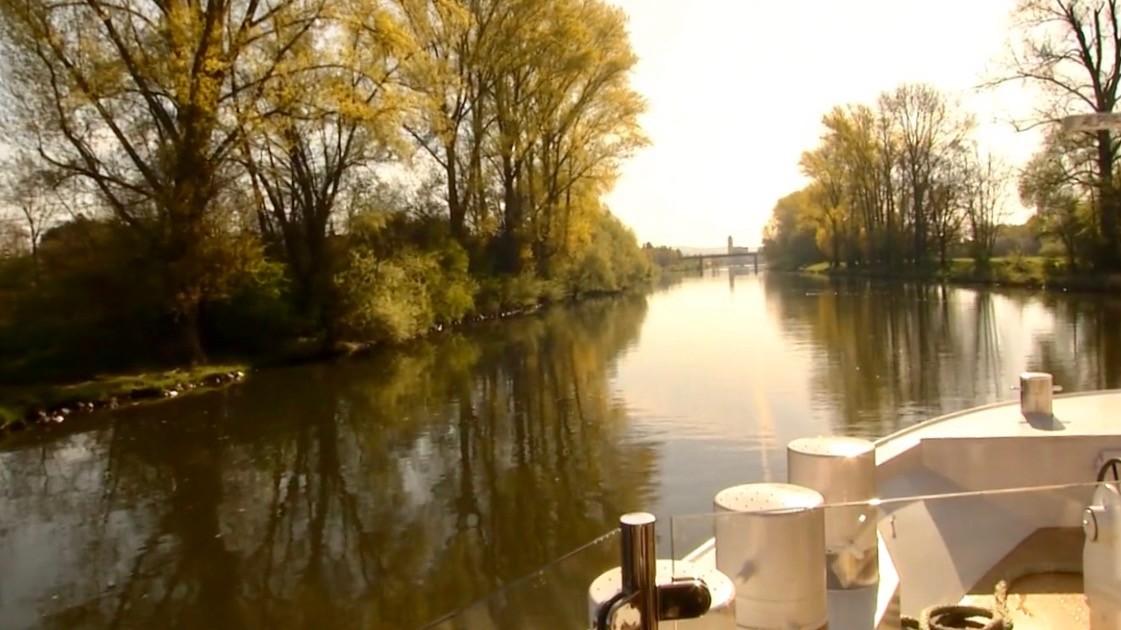 Auf Flusskreuzfahrt durch Franken