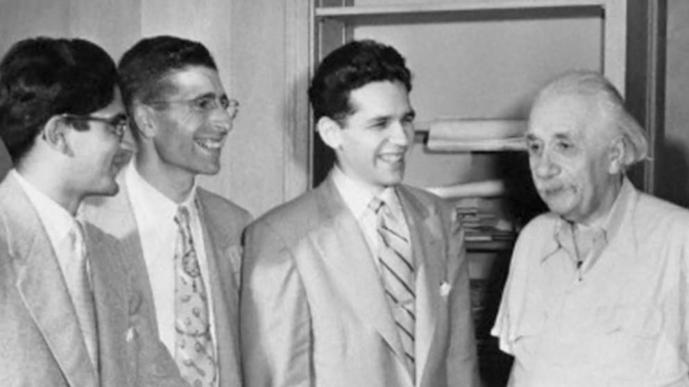 Eisemann und Einstein
