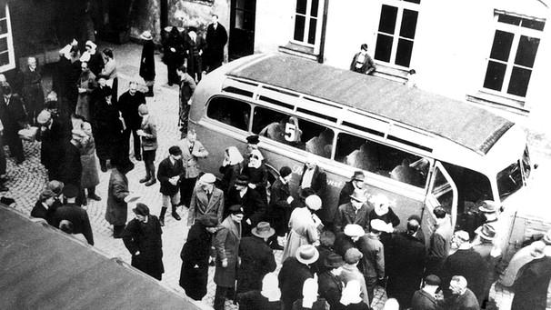 """NS-""""Euthanasie"""" in Neuendettelsau und Ansbach"""