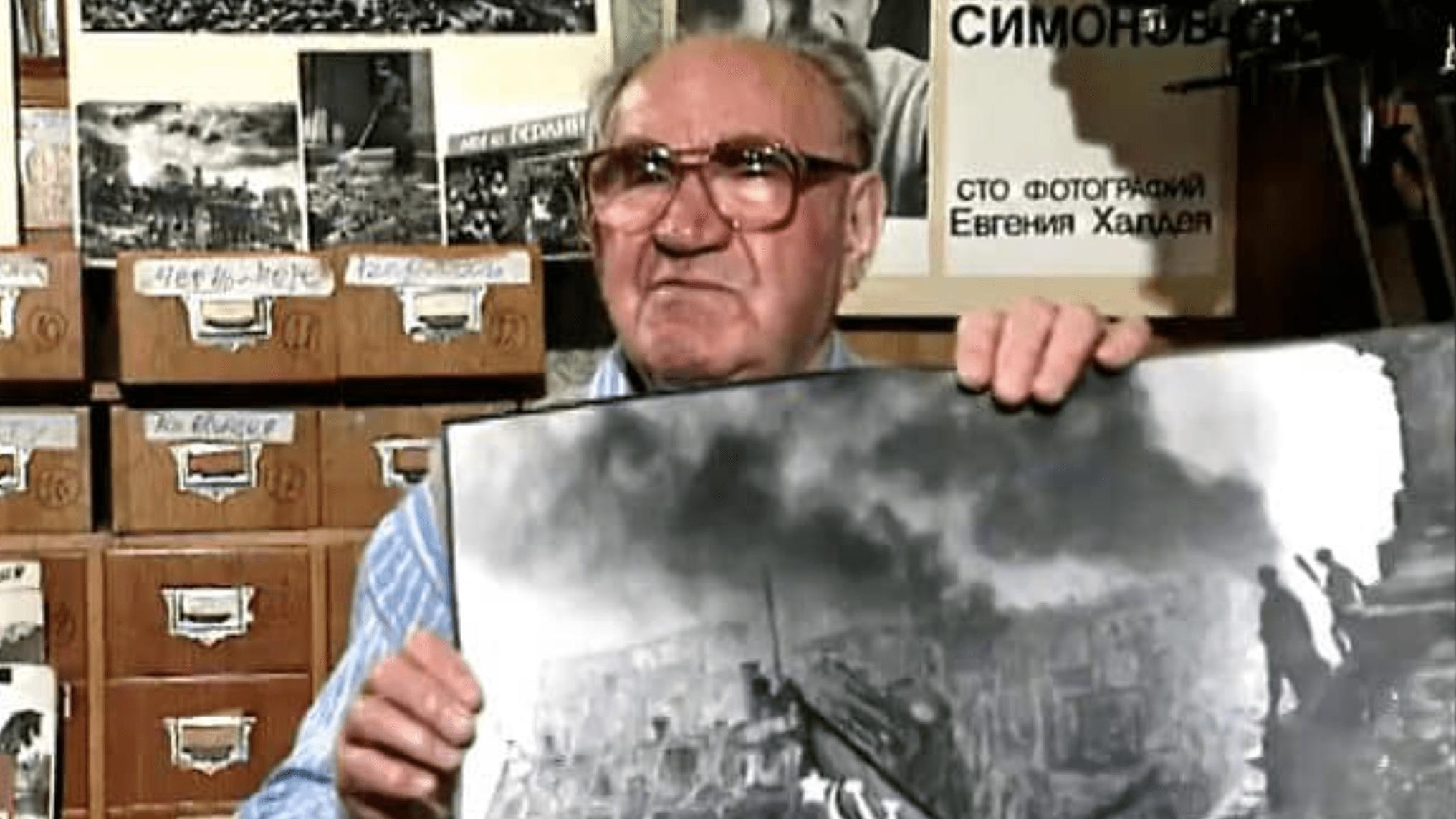 Jewgenij Chaldej