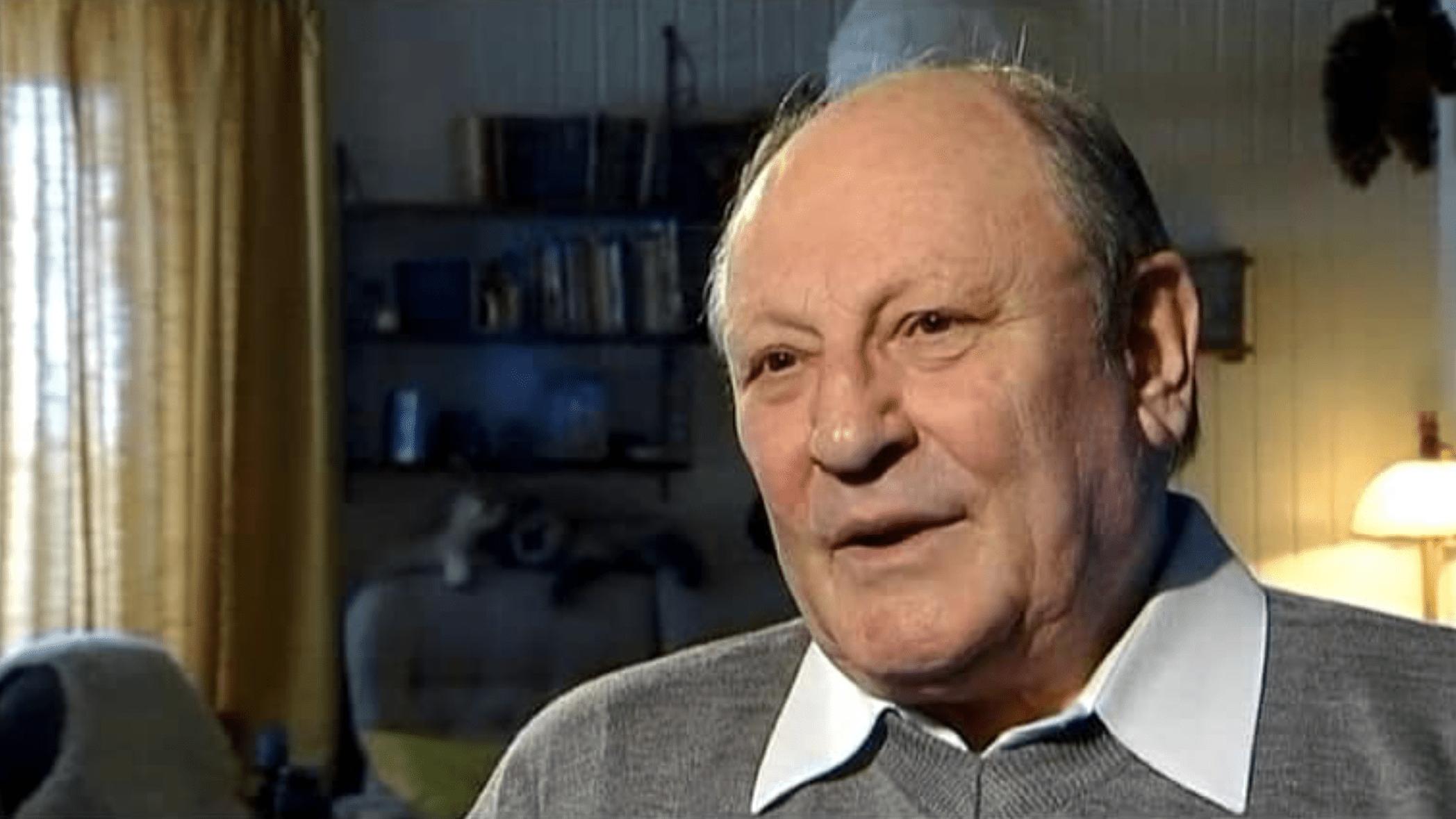 Zeitzeugeninterview Heinz Hintermeier
