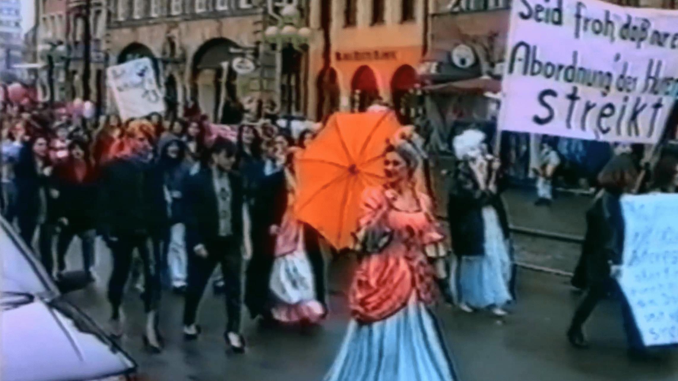 Die Nürnberger Frauenbewegung der 70er und 80er