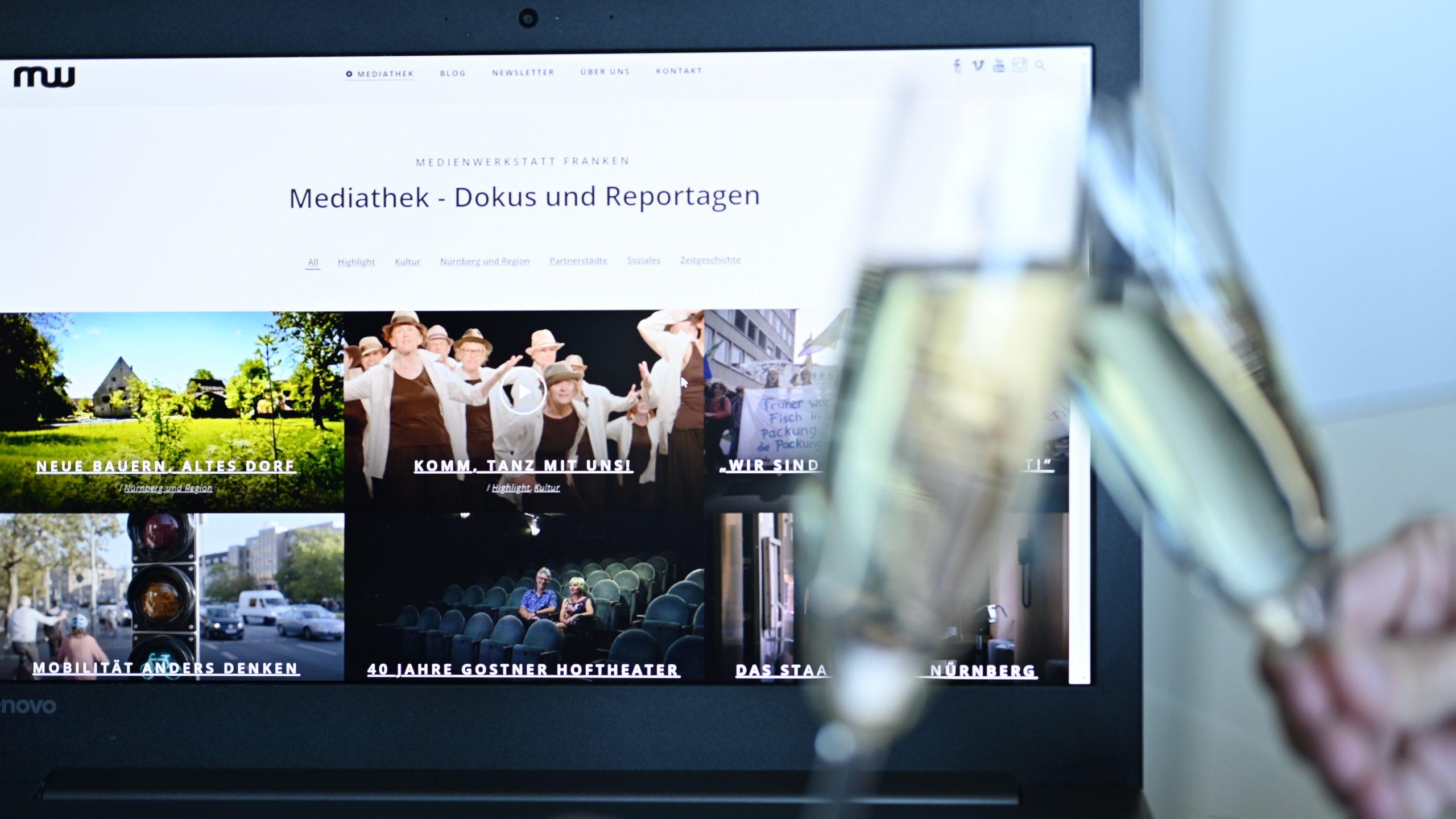 Neues Jahrzehnt – neue Homepage!