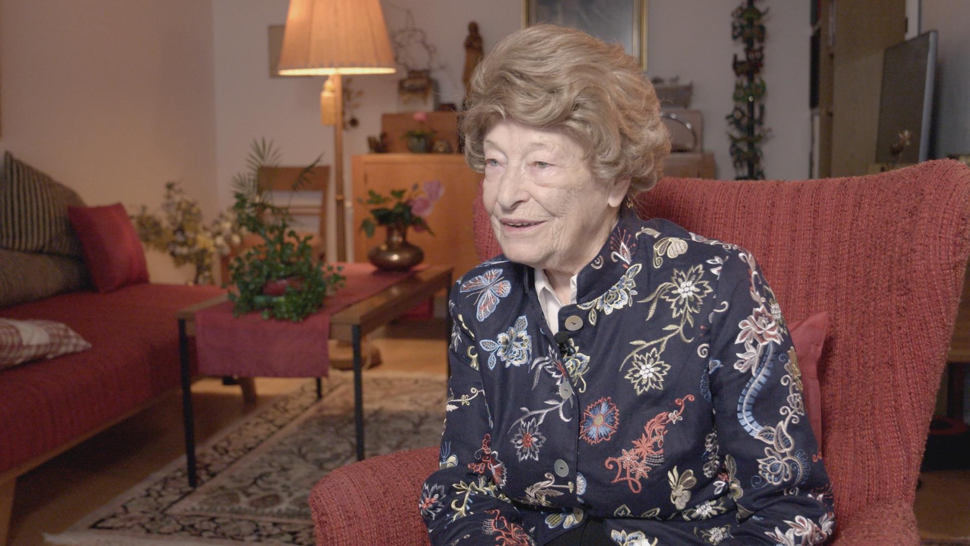 Irmgard Elisabeth Edle von Traitteur