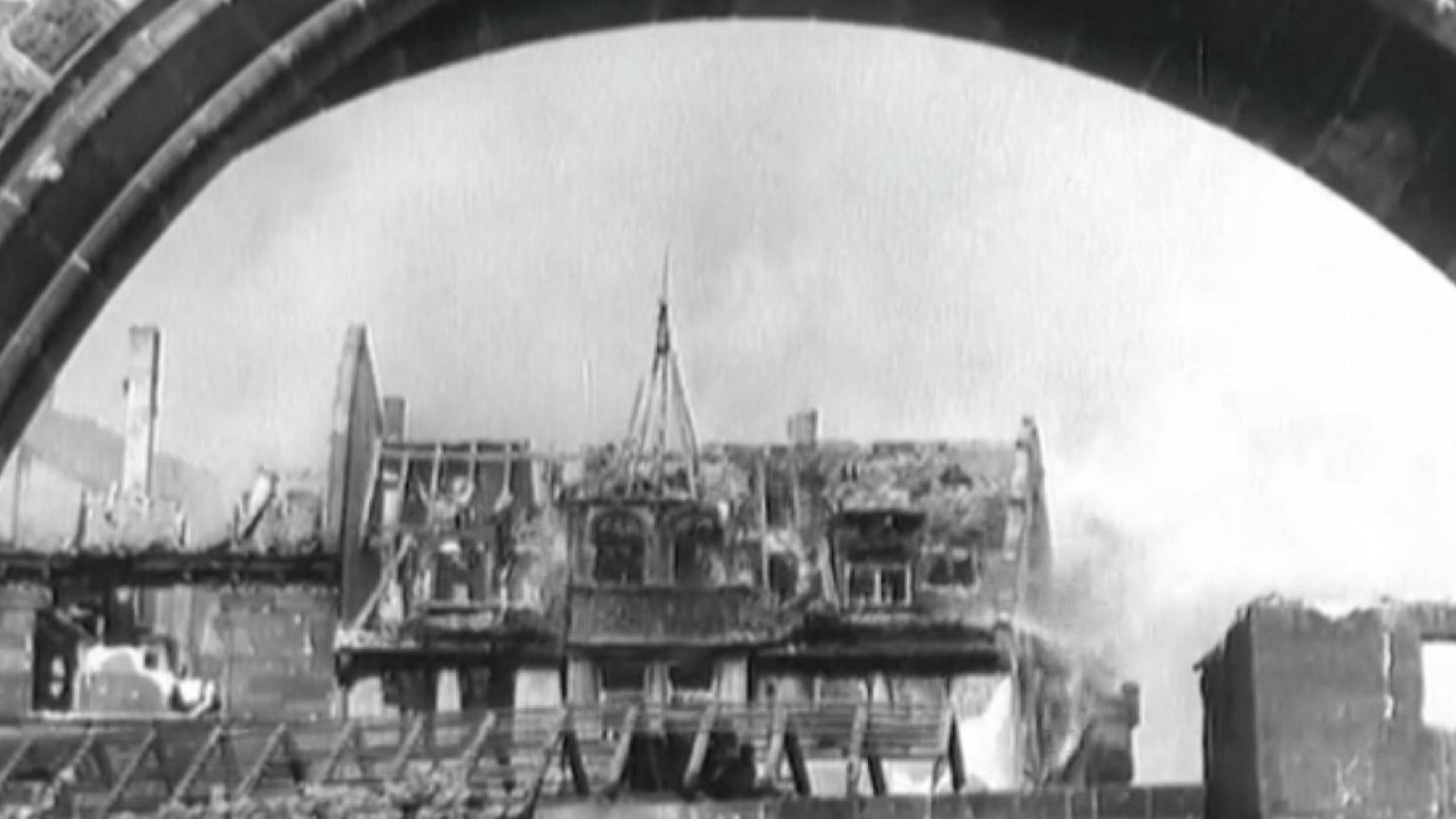 Als Nürnberg brannte