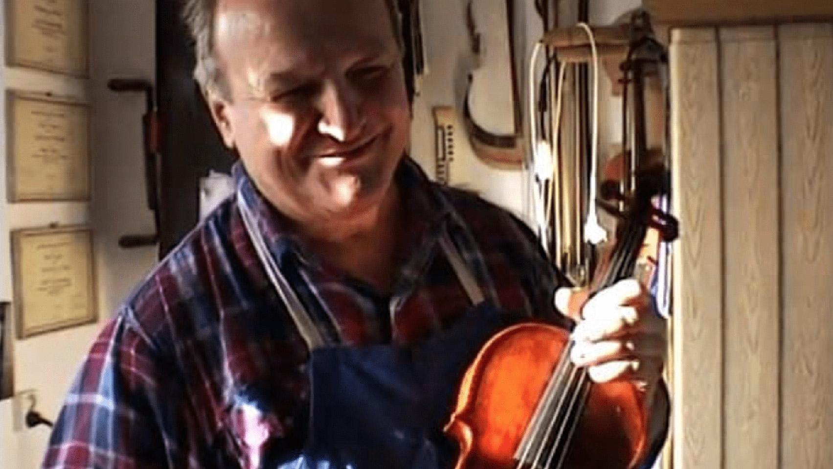 Der Geigenbauer von Bubenreuth