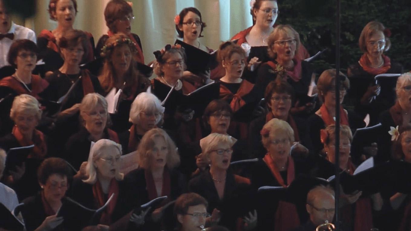 """""""Dem freien Lied …"""" – 125 Jahre Hans-Sachs-Chor"""