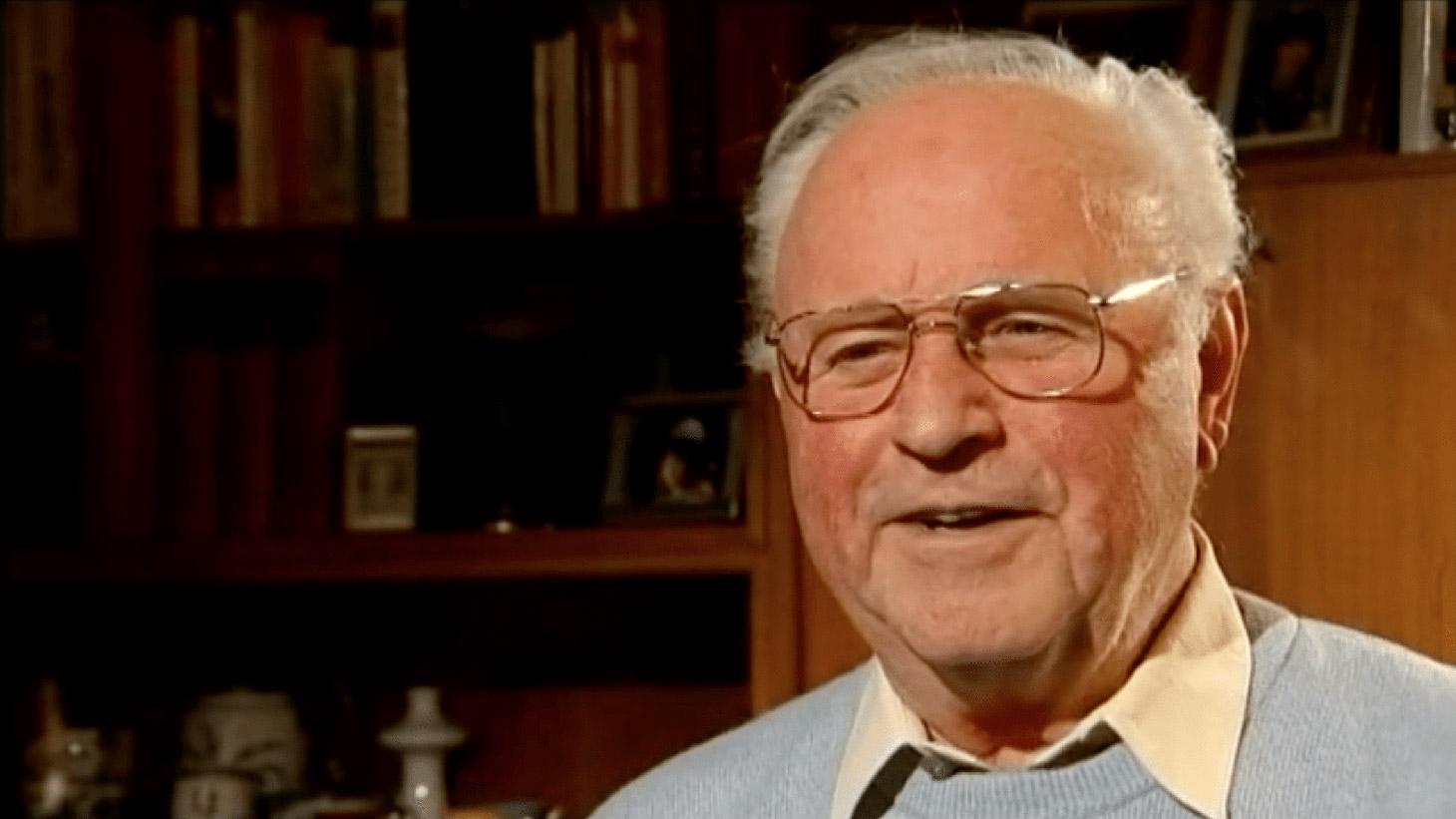Zeitzeugeninterview Heinz Radloff