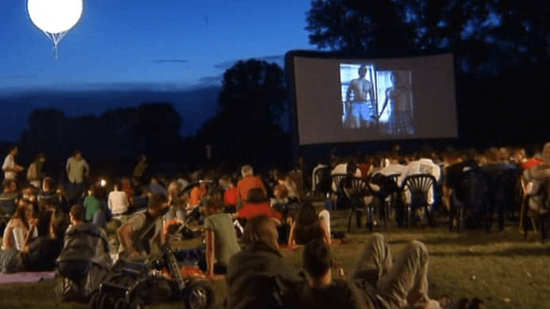 Das Mobile Kino wird 20