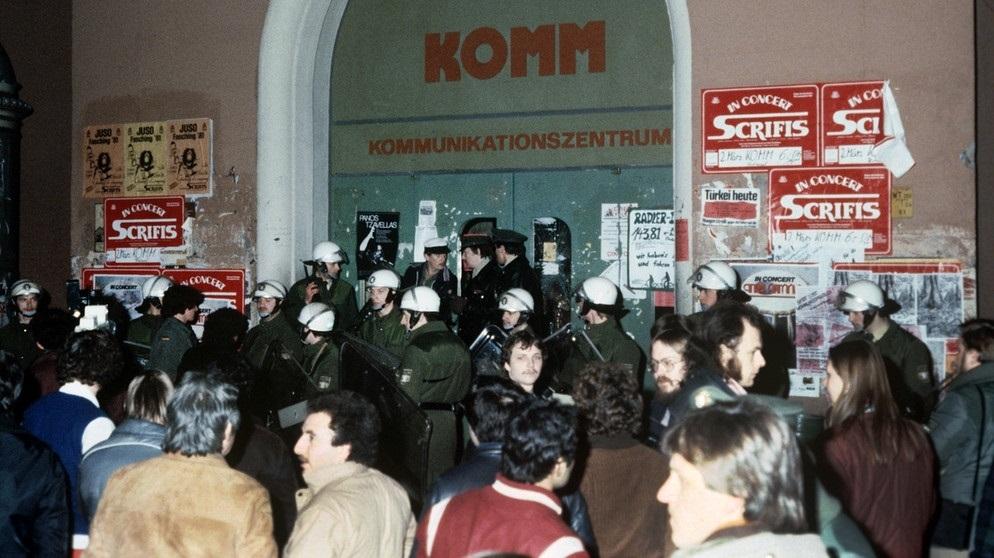 40 Jahre KOMM-Massenverhaftung